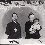 Jeremiah Franklin Files and Rhoda Feltman